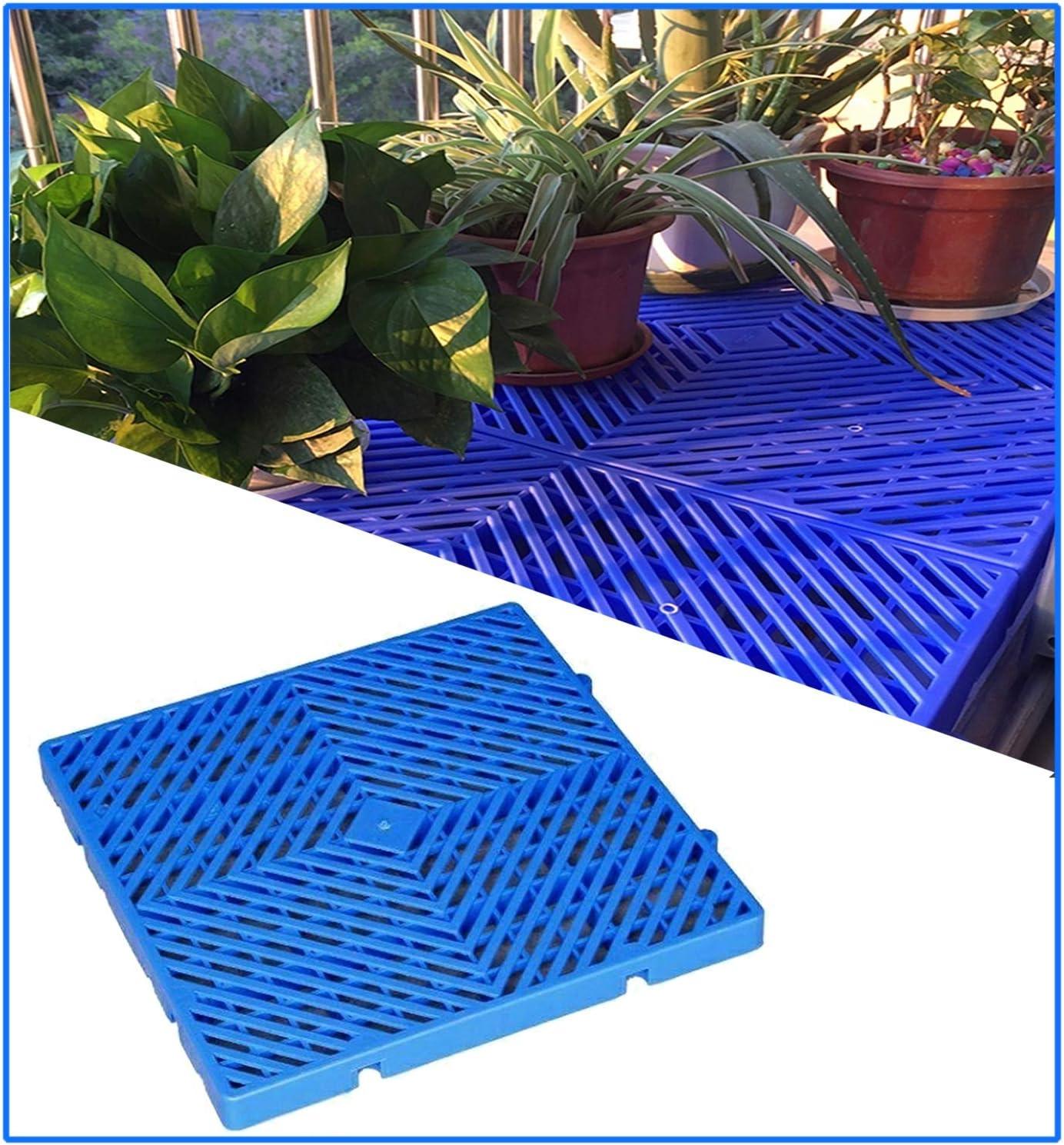 LIANGJUN 5% OFF Plastic Pallets Storage Pad Cash special price Grid Polyethylene Waterpro