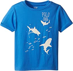 Ralph Lauren Baby Cotton Jersey Graphic T-Shirt (Infant)