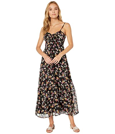 BB Dakota Daisy Bell Dress (Black) Women