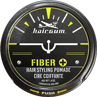 hairgum(ヘアガム) Fiber+ Pomade 40g ヘアガム ファイバープラス 水性 ポマード グリース