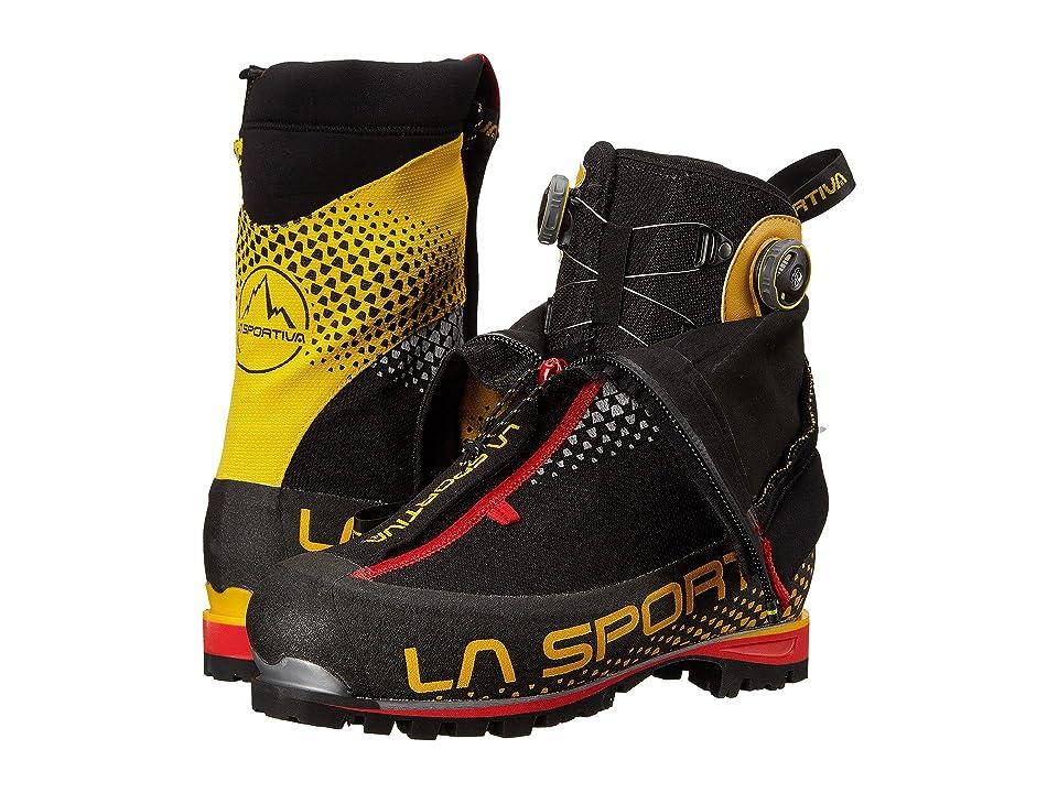 La Sportiva G2 SM (Black/Yellow) Boots