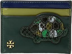Tory Burch - Turtle Burch Card Case