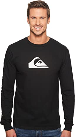 MW Logo Long Sleeve Tee