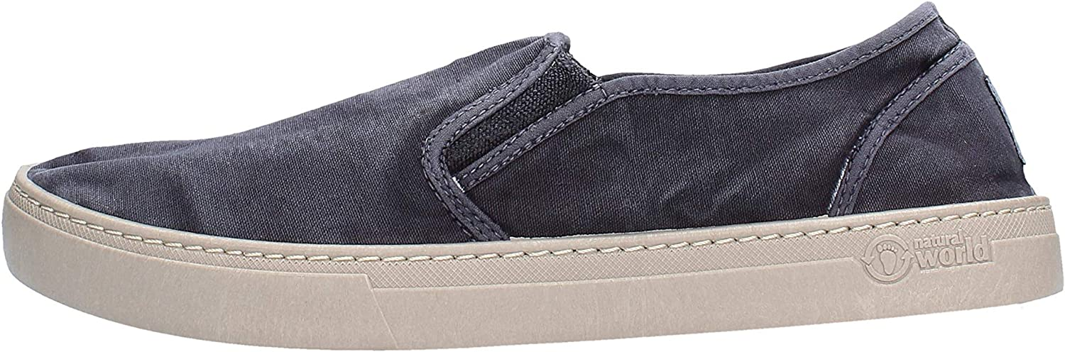 Natural World Men's Trainers bluee bluee