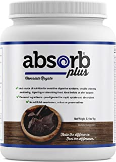 absorb plus chocolate royale