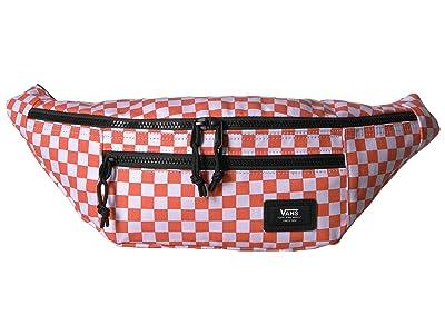 Vans Ward Crossbody Pack (Emberglow Checker) Bags
