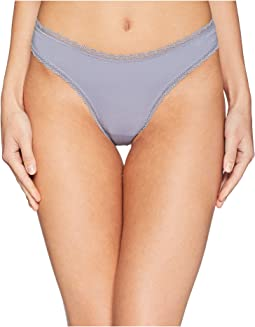 Soft Cotton Low Rise Thong