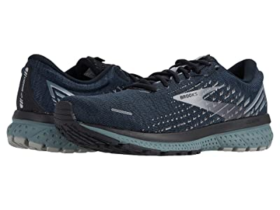 Brooks Ghost 13 (Black/Grey/Stormy) Men