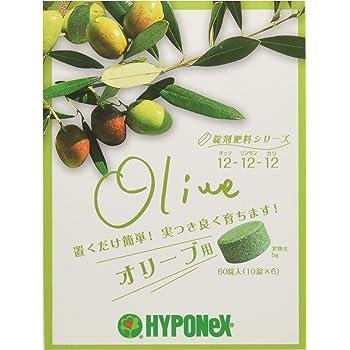 ハイポネックス ハイポネックス 錠剤肥料シリーズ オリーブ用 60錠