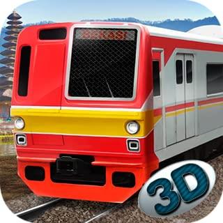 Indonesian Train Simulator 3D: Indonesian Train World Railway Rush   Railroad Simulator: Indonesian Train Control Game