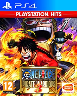 One Piece Pirate Warriors 3: Playstation Hits (PS4)