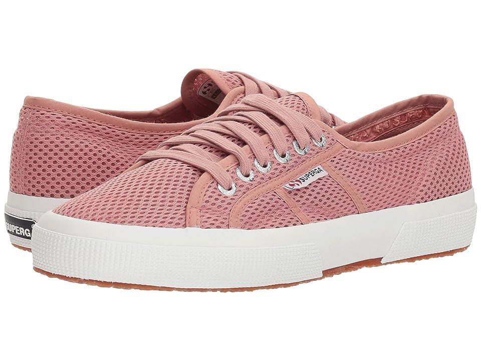 Superga 2750 Meshu Sneaker (Rose) Women