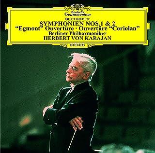 【Amazon.co.jp限定】ベートーヴェン:交響曲第1番・第2番、他(UHQCD)(特典:メガジャケ付)