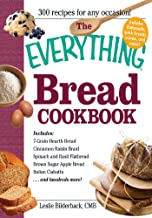 The Everything Bread Cookbook (Everything®)