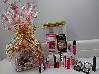 Bourjois Juego de cesta de maquillaje de regalo para ella, 6 piezas