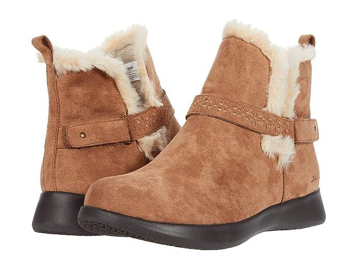 Vintage Boots- Winter Rain and Snow Boots History JBU Nomadic Tan Womens Boots $54.50 AT vintagedancer.com