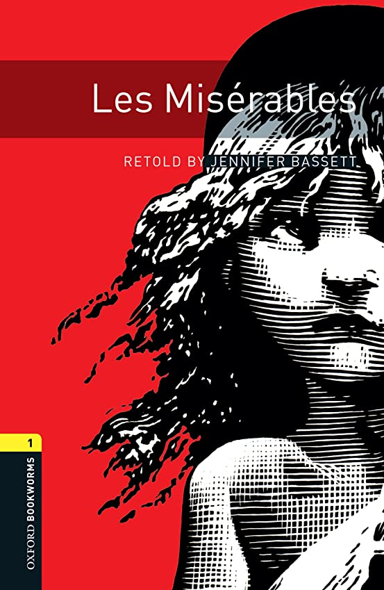 単なる聖職者南東Les Miserables Level 1 Oxford Bookworms Library (English Edition)