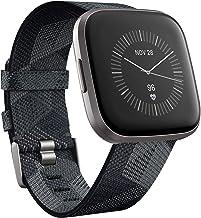 Fitbit Versa 2, Health & Fitness Smartwatch met spraakbediening, slaapscore en muziek