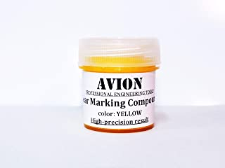 Gear Marking Compound Yellow Paste Crown Wheel Pinion Axle Diff CWP Setup 1 Oz (1 pcs)
