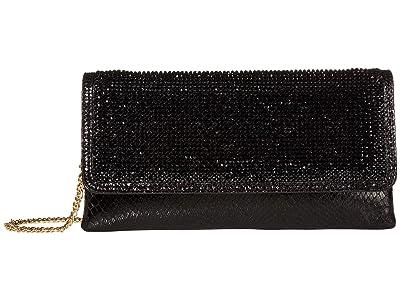 Steve Madden Btobi (Black) Clutch Handbags