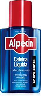 Alpecin Cafeína Líquida, 1 x 200 ml – Líquido anticaí