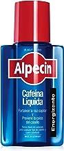 Alpecin Cafeína Líquida, 1 x 200 ml – Líquido anticaída – energía pura para las raíces