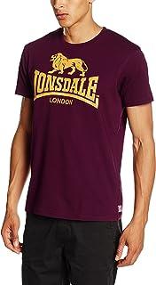 comprar comparacion Lonsdale T-Shirt Logo Ropa Interior de Deporte para Hombre