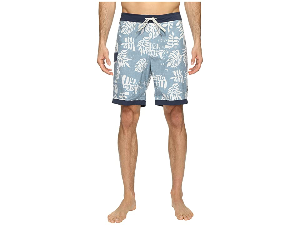 Vans Model T Boardshorts 19 (Blue Ashes) Men