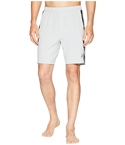 Toes on the Nose Jaws Volley Trainer Shorts (Gray) Men