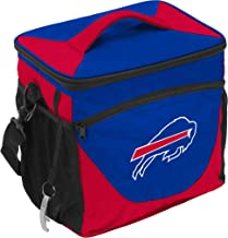 Logo Brands Officially Licensed NFL 24 Can Cooler, One Size, Team Color