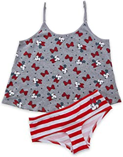 Disney Minnie Mouse Cami and Brief Set for Women Multi