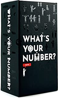 What's Your Number? Adult Card Game: The Party Game of Polarizing Opinions - NSFW Edition