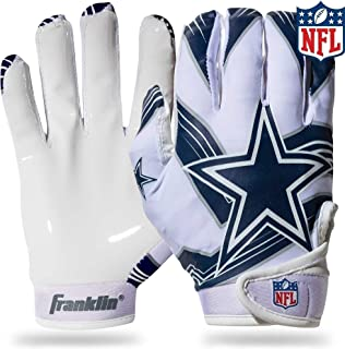 Best youth football gloves cowboys Reviews