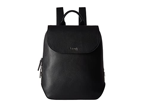 d4007a32b980 Lipault Paris Plume Elegance Leather Small Backpack at Zappos.com