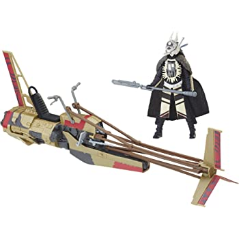 STAR WARS Toy Figure Enfyst Nest & Speeder D'Attaque