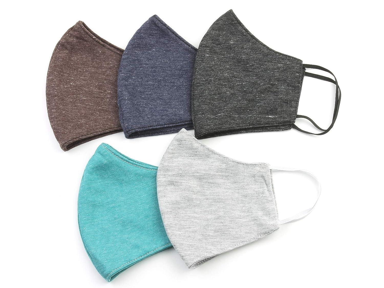 Cotton Face Mask Washable Super-cheap OFFicial Super Co Solid Plain Soft