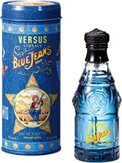 Versace Blue Jeans by Versace  Eau de Toilette, 75 ml