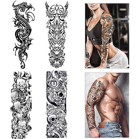 Unterarm tattoo männer schwarz