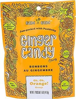 gem gem ginger candy ingredients