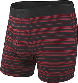Black/Red Tidal Stripe