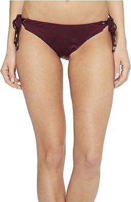 THE BIKINI LAB - Em Bossy String Tie Side Hipster Bikini Bottom