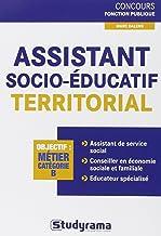 Assistant socio-éducatif territorial (Concours fonction publique)