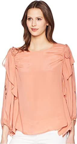 See by Chloe - Balloon Sleeve Top