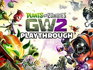 Clip: Plants Vs. Zombies GW2 Playthrough