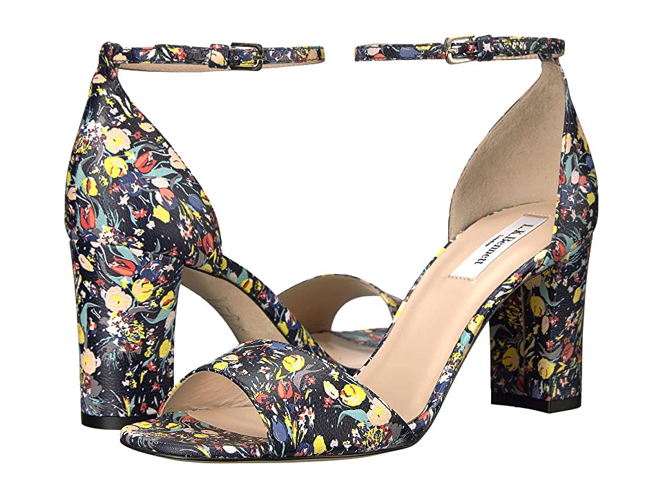 L.K. Bennett Helena (Multi Printed Leather) High Heels