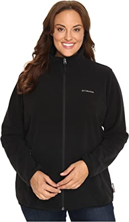 Plus Size Fuller Ridge Fleece Jacket