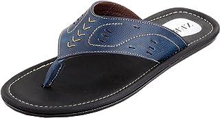 Zebra Men's Flip-Flops and House Slippers