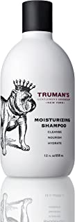 Truman's Gentlemen's Groomers Men's Peppermint Moisturizing Daily Shampoo, 12 oz
