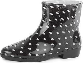 Botines Botas de Agua Zapatos Mujer LAZT201801