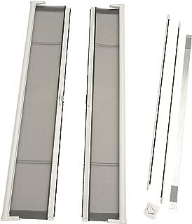 Brisa Double Screen Door (Set of 2) Finish: White